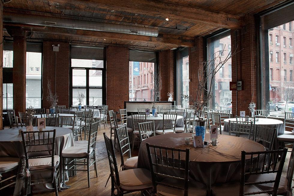 Dumbo Loft | An iconic venue space in Dumbo, Brooklyn