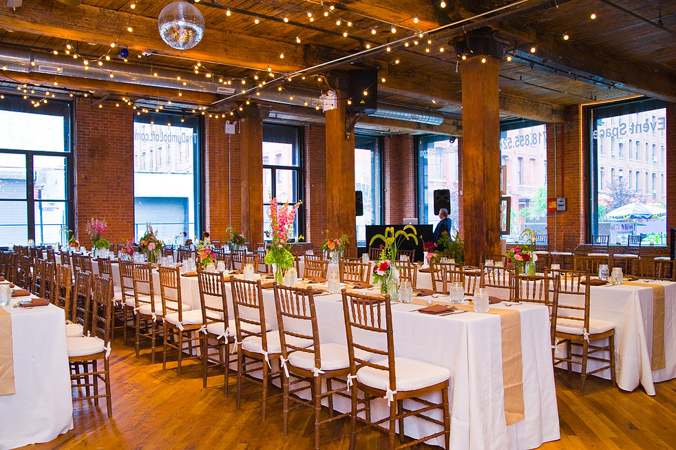 Dumbo Loft | An iconic venue space in Dumbo, Brooklyn